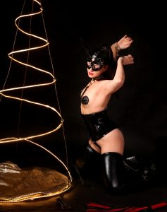What Will Touch My Skin First? Your Hand Or A Whip?