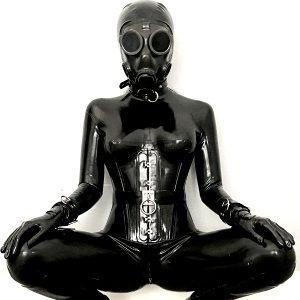 Worship Your Rubber Queen. ??