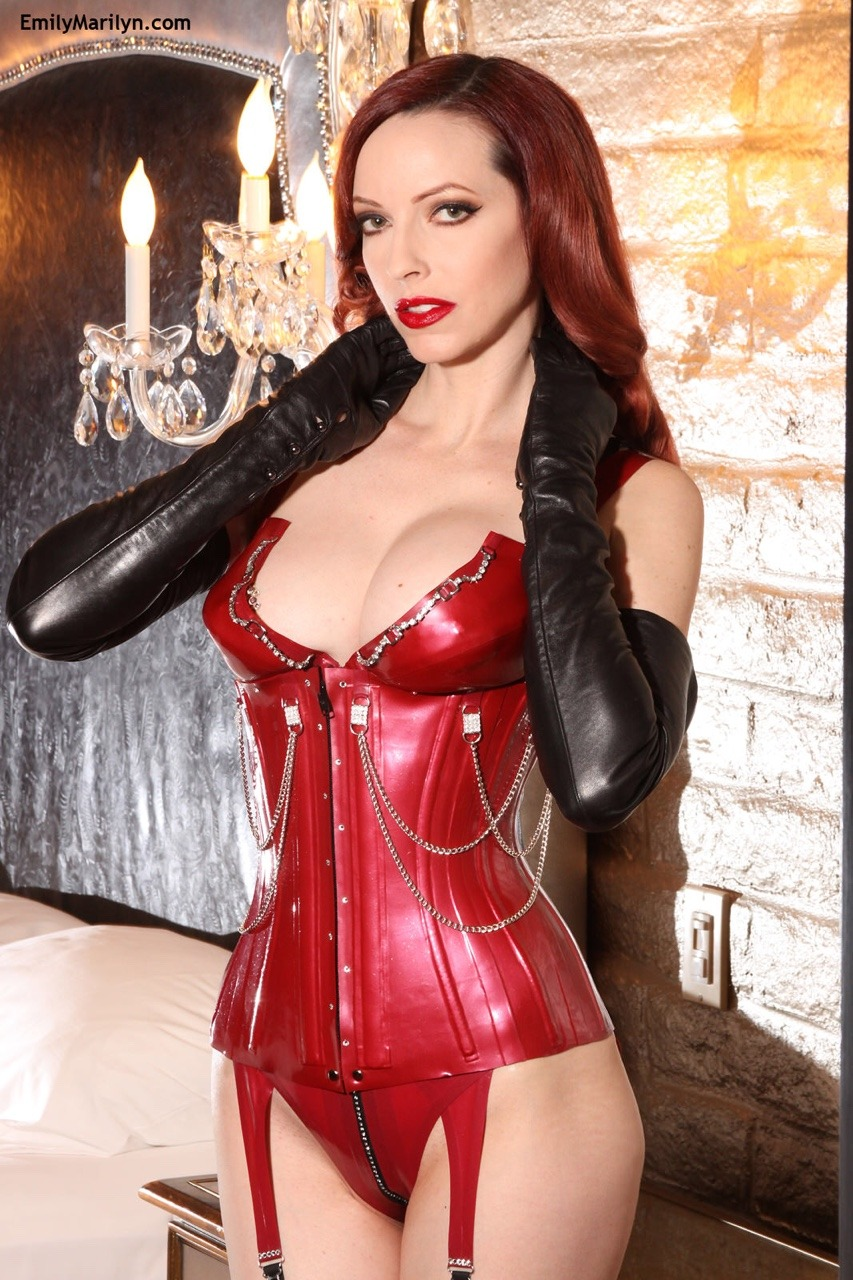 The Awesome Emily Marilyn