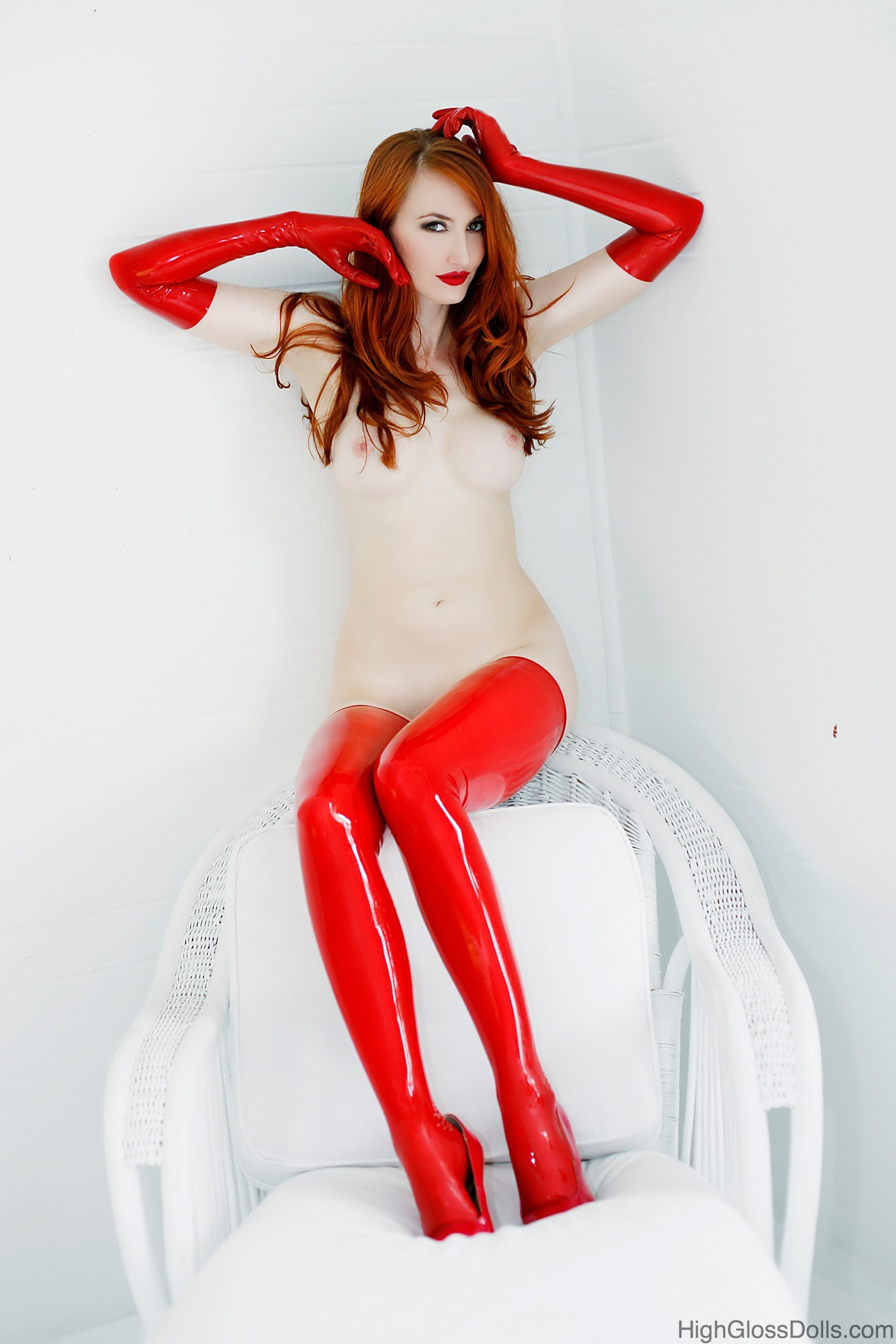Red All Around